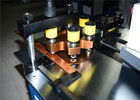 Multifunction CNC Busbar Fabrication Machine , Aluminium Punching Machine