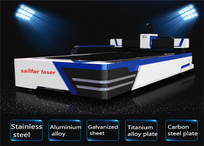 Professional Fiber Laser Marking Machine 1060-1080nm Wavelength High Efficiency