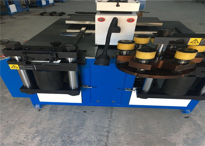 CNC Copper Busbar Punching Machine , Busbar Punching Bending Cutting Machine