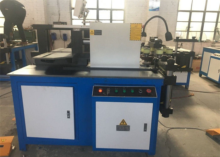 CNC Busbar Punching Bending And Cutting Machine For Copper Aluminum Processing