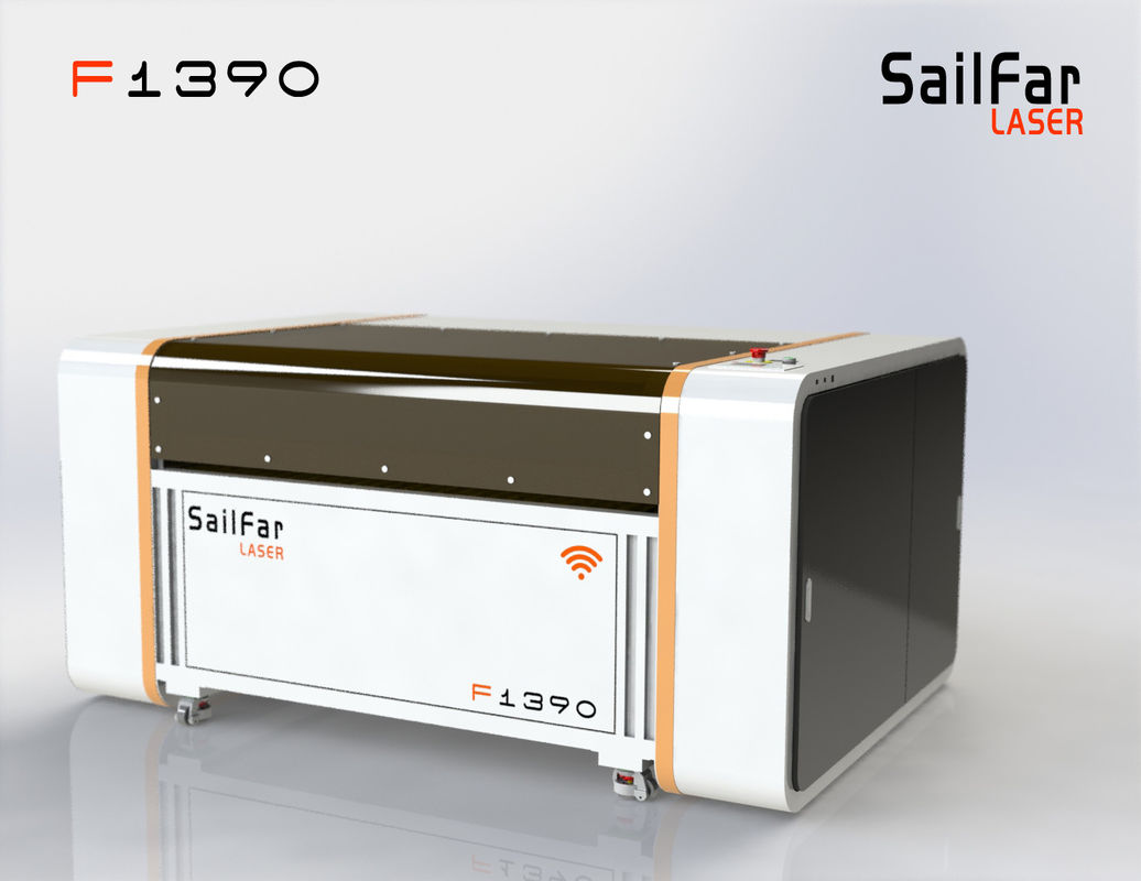Linear Square 100W RECI Industrial Laser Cutting Machine For Acrylic / Wood / Plywood